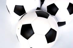 Futebol do futebol Fotografia de Stock