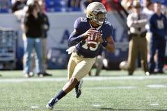 2015 futebol do NCAA - Florida sul na marinha Imagens de Stock Royalty Free