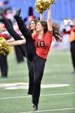 2015 futebol do NCAA - Penn State contra maryland Fotografia de Stock