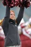 2014 futebol do NCAA - Templo-Cincinnati Fotografia de Stock Royalty Free