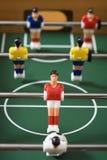 Futebol do Tabletop Fotos de Stock