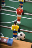 Futebol do Tabletop Fotos de Stock Royalty Free