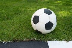 Futebol do vintage Foto de Stock Royalty Free