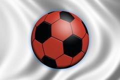 Futebol em Japão ilustração stock