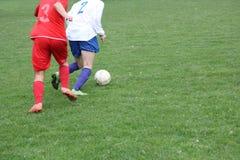 Futebol ou futebol Imagem de Stock Royalty Free