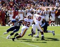 Futebol profissional do NFL imagem de stock royalty free