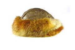 Futerkowy kapelusz Zdjęcia Royalty Free