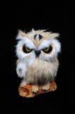 Futerkowy sowa ornament. Zdjęcia Royalty Free