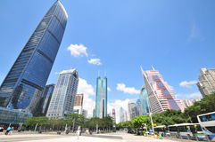 Futian District, Shenzhen Stock Images