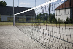 Futnet netting Stock Photos