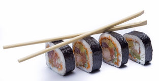 Futo maki sushi Stock Photos
