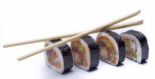 Futo maki sushi Stock Photos