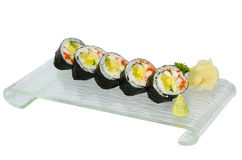 Futo maki Royalty Free Stock Photos