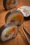 Futomaki. Royalty Free Stock Image