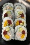 Futomaki Roll Royalty Free Stock Photo