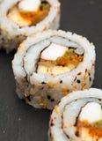 Futomaki sushi rolls Stock Photography