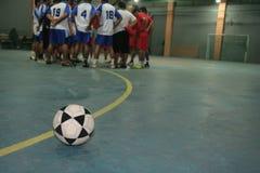 Futsal Stock Afbeelding