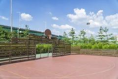 Futsal and basketball arena Royalty Free Stock Photography