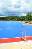Futsal field Stock Photos