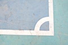 Futsal liene Stock Images