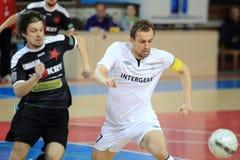 Futsal Lukas Resetar - fotografering för bildbyråer