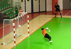 futsal UEFA φλυτζανιών του 2009 του 2008 στοκ φωτογραφία