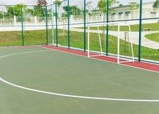 Futsals-Gericht. Stockfotos