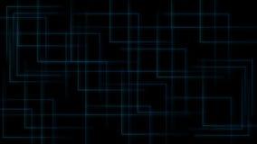 Futur abrégé sur léger Minimalis fond illustration de vecteur