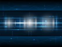 Futur fond de technologie numérique illustration libre de droits