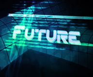 Future Abstract Source Code Background Stock Photography