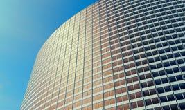 Future architecture Construction futuriste Construction moderne Futur concept Photos stock