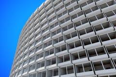 Future architecture Construction futuriste Construction moderne Futur concept Image libre de droits