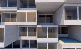 Future architecture Construction futuriste Construction moderne Futur concept Photographie stock libre de droits