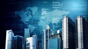 Future business background stock photos