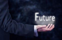 Future Royalty Free Stock Photo