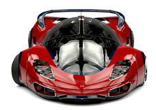 Future car front view Royalty Free Stock Photos
