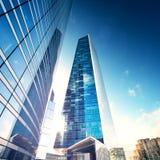 Future City - Paris la défence Royalty Free Stock Images