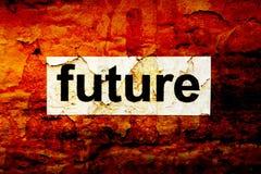 Future Royalty Free Stock Image