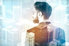 Future concept Stock Image