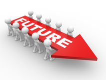 Future Stock Photo