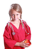Future doctor Royalty Free Stock Photo