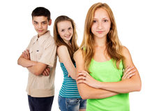 Future generation, youth Royalty Free Stock Photo