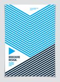 Future geometric design template. Abstract striped textured geom. Etric vector pattern. Layout for Cover, Placard, Poster, Flyer and Banner Design. A4 print vector illustration