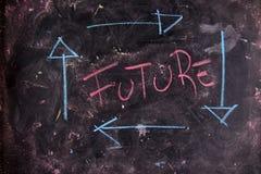 The future Stock Image