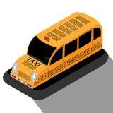 Future illustration de vecteur de voiture de taxi de vol illustration stock