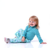 Future Model. Toddler posing for the camera Royalty Free Stock Images