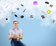 Future plans Royalty Free Stock Images