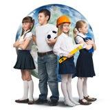 Future profession Stock Images