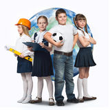 Future profession Stock Photography