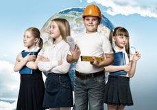 Future profession Stock Image